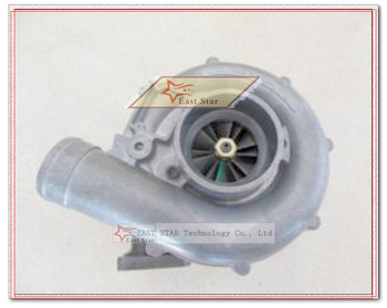 Turbo K27-115-01 Turbo Tăng Áp 740.11-240 740.13-260 741743 07118 2075553002 65115 Cho KAMAZ TKP 7C6 969376 11118 740.13 740.14