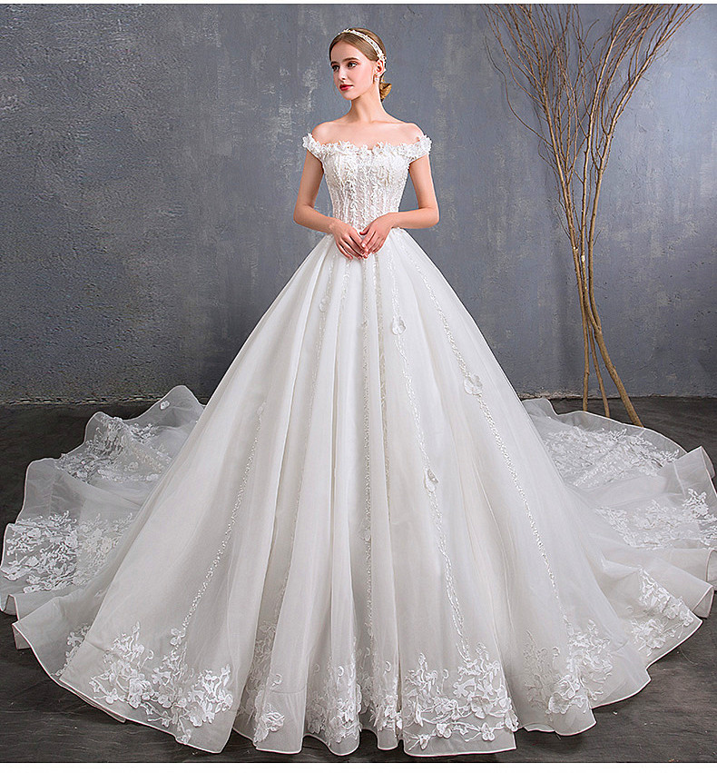 2561f0852ae Detail Feedback Questions about Large Size Pregnant Women Wedding ...