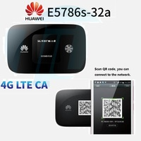 300M Fastest 4G Modem LTE WiFi Wireless Router Huawei e5786 300mbps 4g lte router Cat6 WiFi Router
