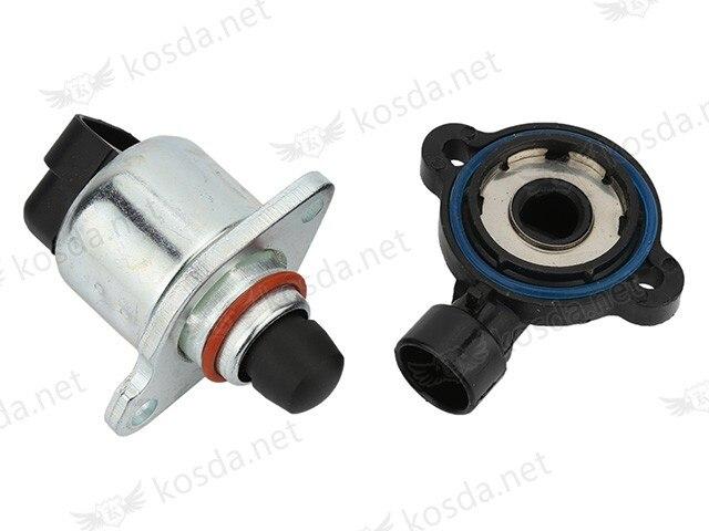 Throttle Body TPS IAC Throttle Position Sensor For GM LS1/LS2/LS4/LS6/L7Throttle Body TPS IAC Throttle Position Sensor For GM LS1/LS2/LS4/LS6/L7