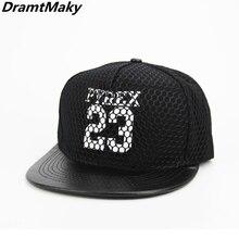 66c0d48596c1c 2018 New Men Womens 23 Jordan Letters Solid Color Patch Baseball Cap Hip  Hop Caps Leather