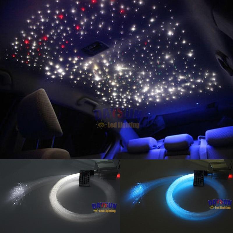 Leading Supplier Wiedamark 400 Strand RGB+White Fiber Optic Star Ceiling Kit 3 Year Warranty U.S