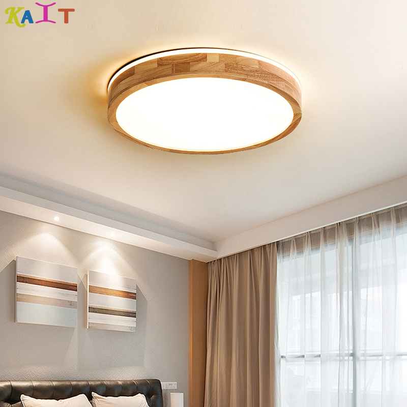KAIT Nordic Dimmable Led Ceiling Lights Living Room Led Ceiling Light Fixture Restaurant Ceiling Lamps-in Ceiling Lights from Lights & Lighting    2