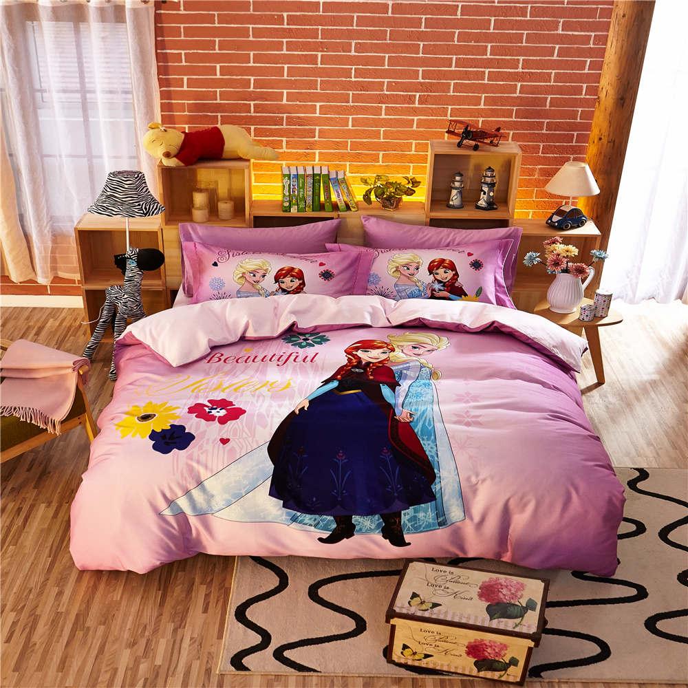 Aliexpress Com Buy Girls Disney Princesses Cotton
