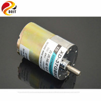 Original DOIT 12V 10W XD 37GB520 Miniature DC Motor Slowdown Low Speed High Torque Electric Tools