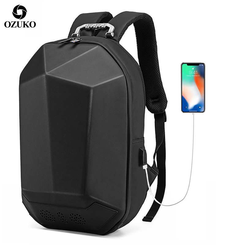Men's Bags Backpacks Open-Minded Waterproof Laptop Backpack Men 15.6inch Multifunction Anti Theft Bagpack Usb Charging Male Travel School Bags Back Packs