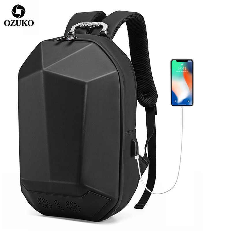 d7d25821c2c1 Waterproof Laptop Backpack Men 15.6inch Multifunction Anti theft Bagpack  USB Charging Male Travel School Bags Back Packs