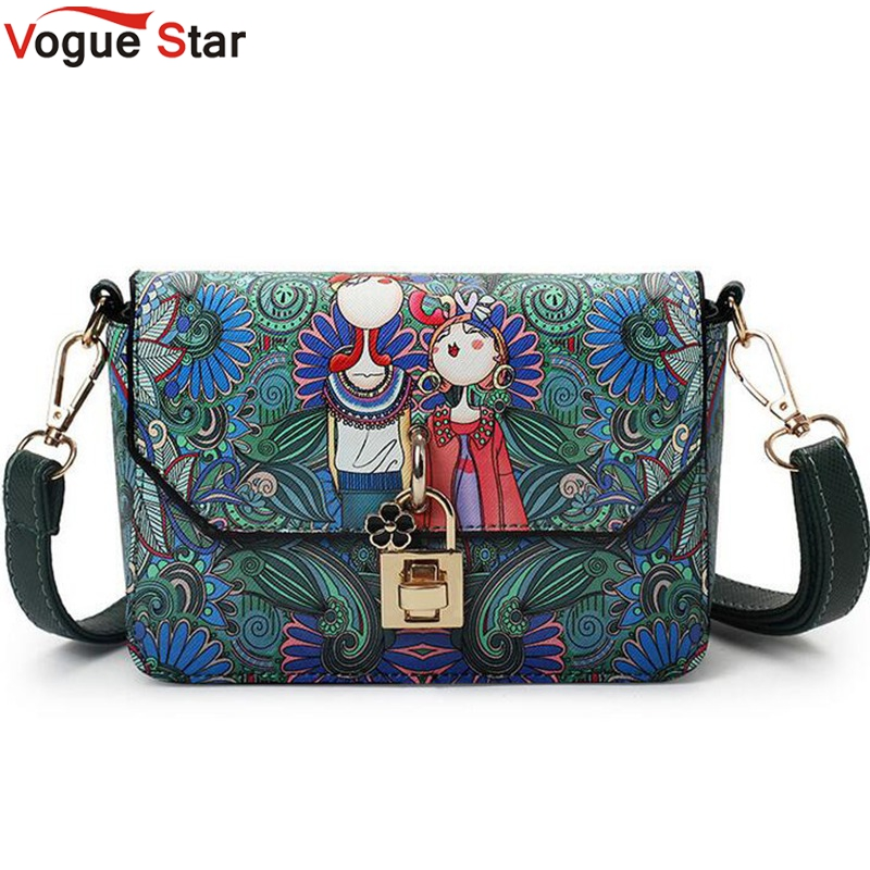 Vogue Star Women messenger bags leather handbag small shoulder bag crossbody mom handbags high quality bag  YA40-278