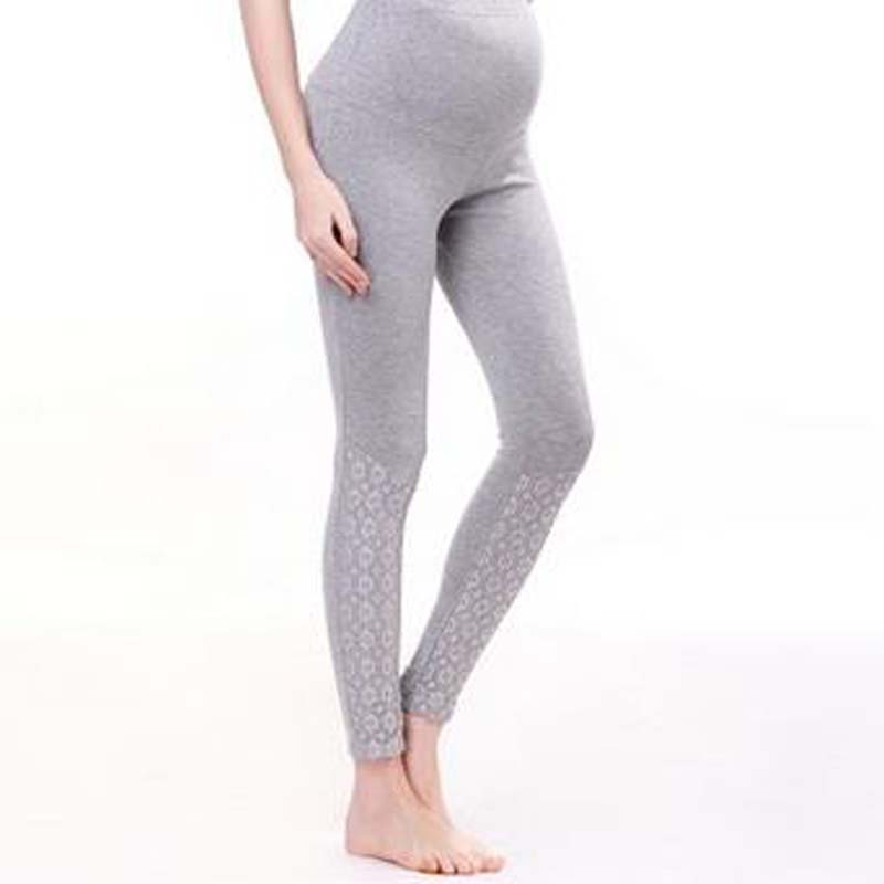 2017 Fashion Trousers For Pregnant Women Sexy Maternity Pants Trousers Elastic -4849