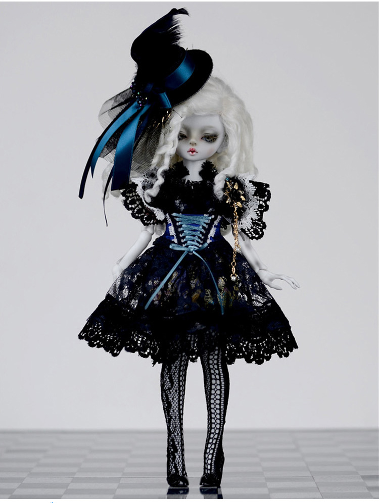 AoaoMeow 1/6 bjd doll licorice цена