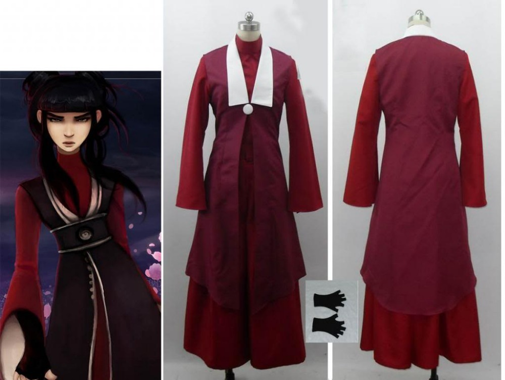 Avatar Mai cosplay costume Handmade Outfit