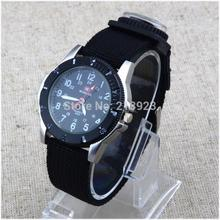New WOMAGE Numeral Compass Decoration Sports Boy Child Quartz Wrist Watch Gift
