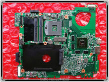 for N5110 0J2WW8 CN-0J2WW8 laptop motherboard HM67 for intel cpu with 8 video chips non-integrated graphics card