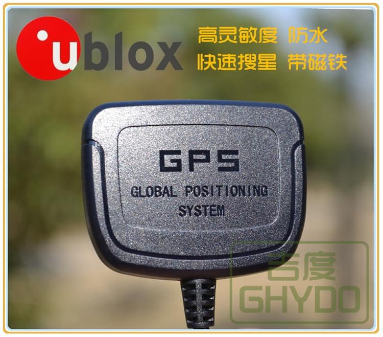 Waterproof Ublox U-blox 8 USB GPS Receiver Gmouse GPS/GLONASS Navigation Support Windows XP Win7 Win8 Win10 Linux