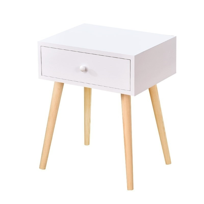 Nocna Mobili Per La Casa Mesa Nordic European Vintage Wood Quarto Mueble De Dormitorio Bedroom Furniture Cabinet Nightstand