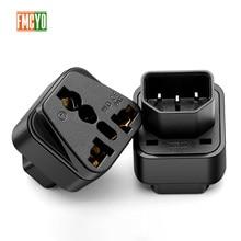 PDU power conversion plug UPS C14 plug naar multifunctionele socket server plug C13 adapter socket head