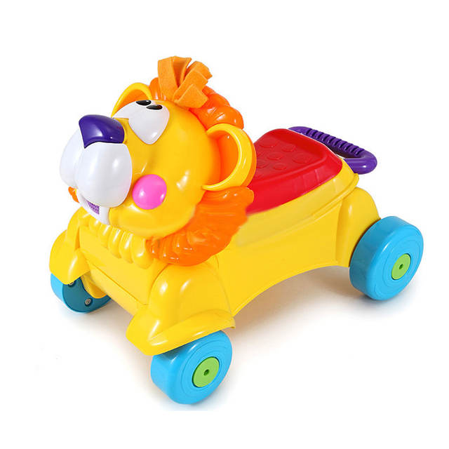 0ee256c5c Online Shop Musical 2 in 1 lion baby walker and can use as seat ...
