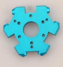 Horizon Elephant Kossel metal effector for DIY 3d printer all metal effector for delta 16 holes aluminum alloy colorful