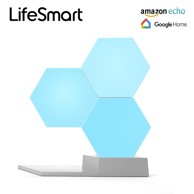 Lifesmart Light Cololight 16M Colors Lamp Night Lights Smart LED Bulb Smart Phone WiFi Smart Speaker