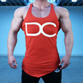 O envio gratuito de 2016 O novo algodão puro elástico de secagem rápida de fitness colete Homens também kyrie irving jersey parte superior do tanque de musculação