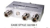 [BELLA] Mini-Circuits ZB3PD1-222-N+ 500-2200MHZ Three N Power Divider