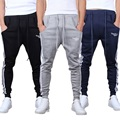 2017 Cotton Male Pants Sweat Pants Men Aesthetics Pan Wear For Runners Clothing Joggers Trousers Boys Mens Sudaderas Mujer