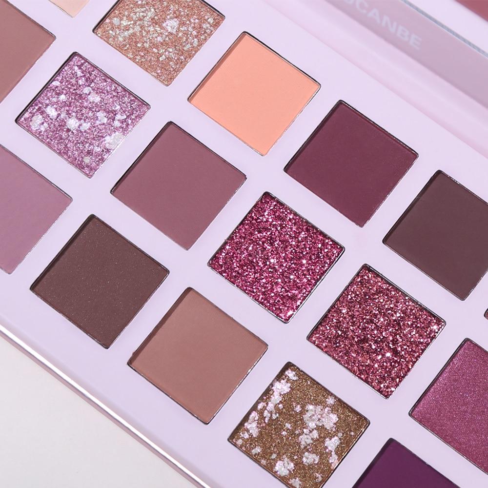 Nude Shinning Eyeshadow Palette (6)
