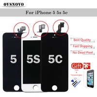 Display Replacement Assembly For IPhone 5 5c 5s 6 6s LCD Screen Touch Panel Digitizer Parts