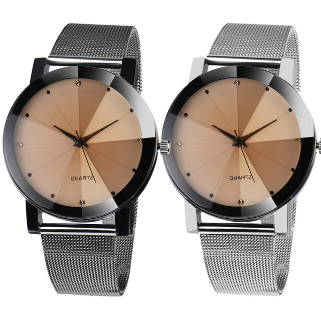 2019 Brand Stainess Steel Dress Watches Girls Casual Quartz Bracelet Watch Ladie