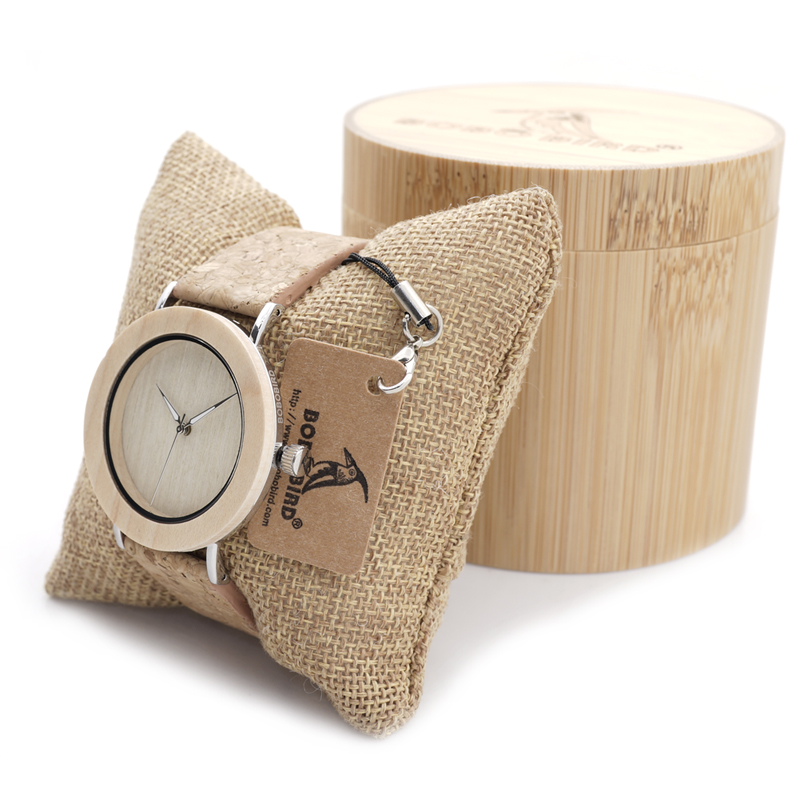 BOBO BIRD New Arrival Bamboo Wood Men Watches Quartz Watches For Men Real Leather Band Janpanese Movement Wristwatch In Gift Box us standard 1gang 1way remote control light touch switch with tempered glass panel 110 240v for smart home hospital switches