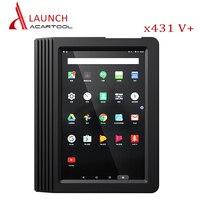 Новые оригинальные Старт X431 V + X431 HD heavy duty 10,1 Экран Tablet BT/wifi авто диагностический сканер Тесты автомобильные аксессуары