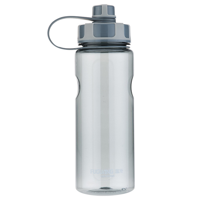 2000ml Large Capacity Water Bottles Portable Outdoor Plastic Sports Bottle With Tea Infuser Fitness Leak-proof Shaker Bottles 3