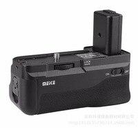 Tüketici Elektroniği'ten Fotoğraf Stüdyosu Aksesuarları'de Meike MK A6300 PRO Kamera Kolu pil yuvası Dikey çekim Fonksiyonu bu Sony A6300 C