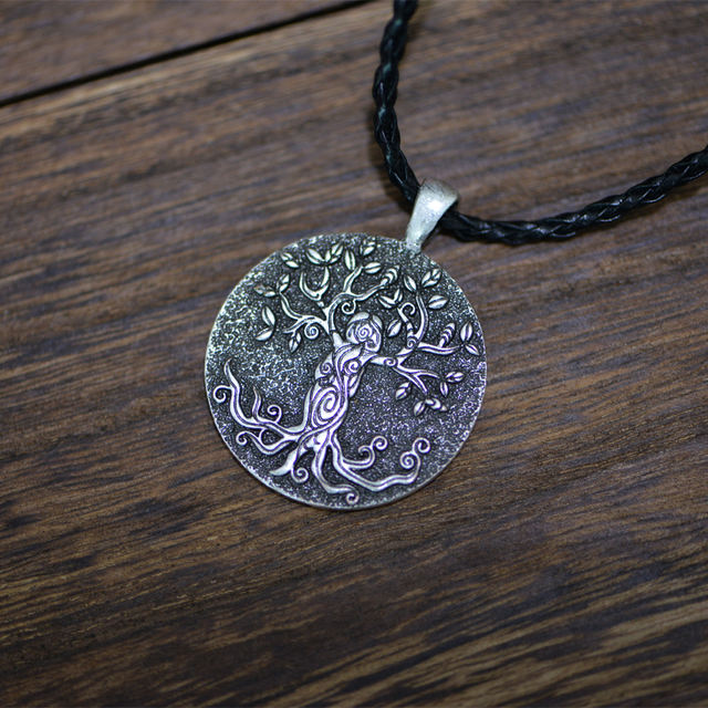 TREE OF LIFE CELTIC NECKLACE AMULET (3 VARIAN)