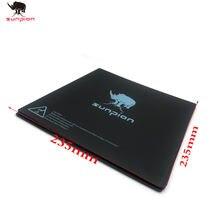 Наклейка для 3d принтера 235 мм *