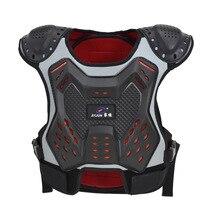 Детская куртка с защитой позвоночника, оборудование для защиты груди, мотокросса, куртка для скейтбординга, мотоциклетная Экипировка, Детские мотокроссы