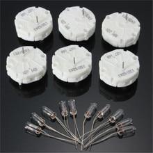 OEM X27 168(6 шт.)+ 10 лампочек шагового двигателя для спидометра, Ремонтный комплект кластера x27,168 X15.168 X25.168 XC5 589