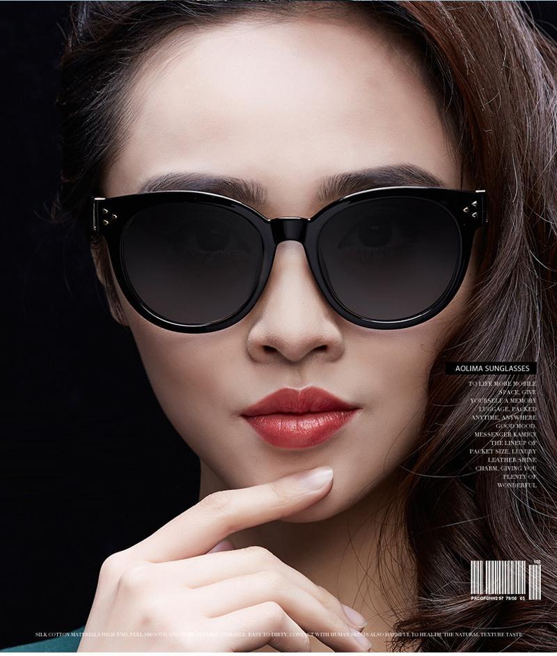 Laura Fairy 2016 mujeres retro Gafas de sol UV400 protección remache Sol  Gafas alta calidad gafas de sol Mujer 7049e6f7d889