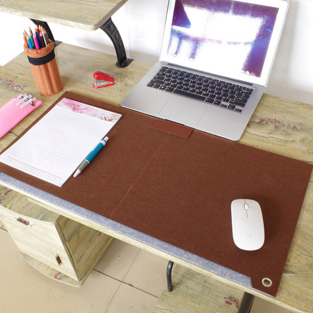 Online Shop Fashion Computer Peripherals Desk Mat Modern Table Felt