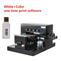 Nova atualização 8 cor a3 tamanho impressora uv com dx5 f186000 telefone da cabeça de impressão caso impressora de acrílico com ce