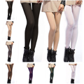 Hot Sale Woman Velvet 100D Pantyhose Multi colour Tights Women for Spring/Autumn/Winter