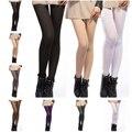 Venta caliente de La Mujer de Terciopelo 100D Pantyhose multicolor Medias de Mujer para la Primavera/Otoño/Invierno