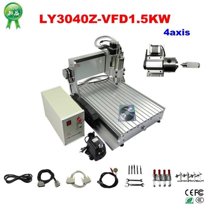 máquinas cnc 3040 máquina de gravura em