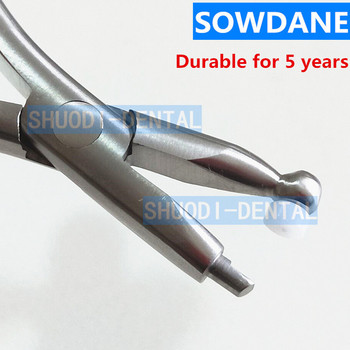 Dental Orthodontic Adhesive Removing Plier Dental Removing Instrment Remover Tool  Bonding Remove Forcep Dentist Surgical Tool delian dental bonding ultra fast tray adhesive with brush bottle impression material dental silicone product