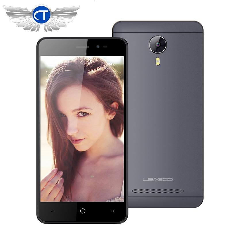 """Цена за 2 шт./лот распродажа новые оригинальные leagoo z5l 4 г lte 5.0 """"MT6735 Quad Core Мобильный Телефон Android 5.1 1 ГБ RAM 8 ГБ ROM"""