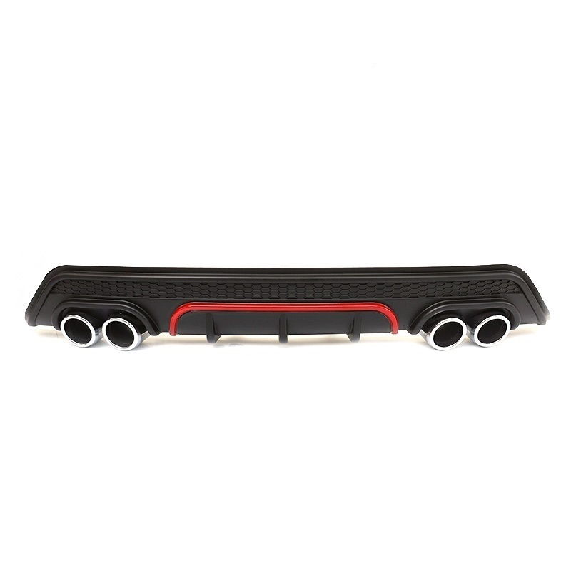 Rear Diffuser Lip tuning Car Automobiles Accessories Upgraded Decoration Front Bumpers protector 14 15 16 18