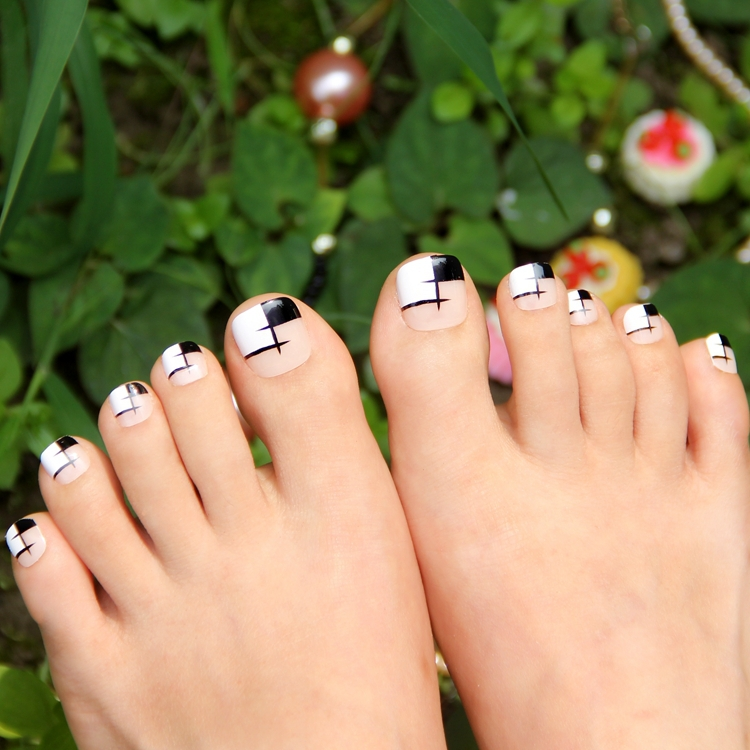 Fl Toe Nail Design