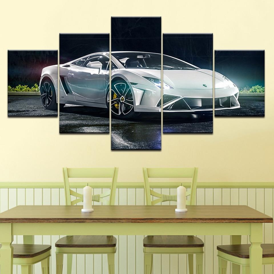 Enchanting Lamborghini Wall Art Model - The Wall Art Decorations ...