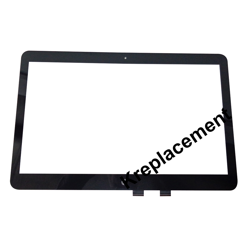 For HP Pavilion 15t-bc200 Front Touch Screen Digitizer Glass Replacement 15.6 inchFor HP Pavilion 15t-bc200 Front Touch Screen Digitizer Glass Replacement 15.6 inch