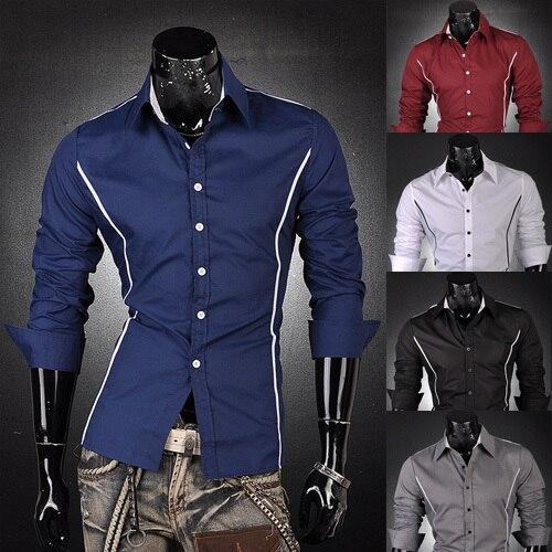 Popular Western Dress Shirts for Men-Buy Cheap Western Dress ...